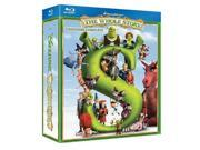 Shrek the Whole Story Quadrilogy BLU-RAY Disc Set 9SIA3G618V7949