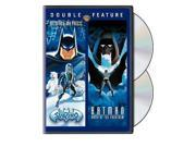 Batman: Mask of Phantasm & Batman & Mr. Freeze 2-Disc DVD 9SIA3G618V8887