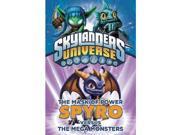 Skylanders Universe: The Mask of Power Spyro Versus the Mega Monsters Book 9SIA9UT3Y74259