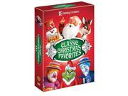 Classic Christmas Favorites 4-Disc DVD Gift Set 9SIA17P3ET1145