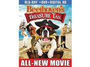 Beethoven's Treasure Tail Blu-Ray Combo Pack Blu-Ray/DVD/Digital HD 9SIA3G62439631