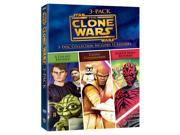 Star Wars: The Clone Wars Volumes 3 Pack DVD 9SIA3G61B48906