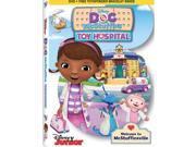 Doc McStuffins: Toy Hospital DVD 9SIV1976XX5490