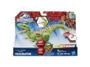 Jurassic World Dino Hybrid 8 inch Figure - Velociraptor 9SIA3G64YB0197