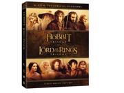The Hobbit Trilogy & the Lord of the Rings Trilogy Theatrical Versions 6 Disc 9SIA0ZX5801675