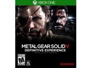METAL GEAR SOLID V - Xbox One 9SIA0ZX5VK5928