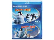 Happy Feet/Happy Feet Two Blu-Ray 9SIA3G65247362