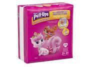 Pull Ups Learning Design for Girls 2T 3T Jumbo Pack 25 Count