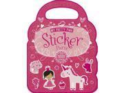 My Pretty Pink Sticker Purse (9SIABHA5FY5708 9781783937646 Make Believe Ideas) photo