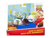 "Toy Story 4"""" Slam 'N Launch Buzz Lightyear with Skateboard Figure"" 9SIAEUT6ZP3997"