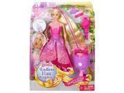Barbie Endless Hair Kingdom Snap 'n Style Princess Doll 9SIAEUT6CV9408