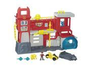 Playskool Heroes Transformers Rescue Bots Griffin Rock Firehouse Headquarters 9SIA3G65445951
