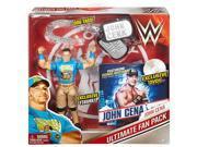 """WWE Ultimate Fan Pack, John Cena, 6"""""""" Figure"""" 9SIAEUT6CV9762"""