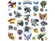 Skylanders Classic Peel and Stick Wall Decals 9SIA62V4WT0564