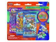 Pokemon XY12 Evolutions Collector's Pin 3 Pack - Venusaur 9SIA3G654V6207
