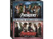 Marvel's Avengers 2-Movie Collection Blu-Ray 9SIAA765805062