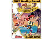 Disney Jake and the Never Land Pirates: Jake's Never Land Rescue DVD 9SIAA765825708