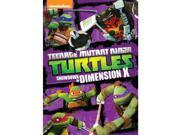 Teenage Mutant Ninja Turtles: Showdown in Dimension X DVD 9SIA0ZX4424752
