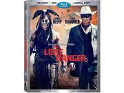 Lone Ranger 2 Disc Blu-Ray Combo Pack Blu-Ray/DVD/Digital Copy 9SIA17P4B09219