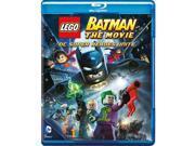 LEGO Batman: The Movie DC Super Heroes Unite Blu-Ray 9SIA0ZX5801578