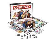 Monopoly Big Bang Theory Board Game 9SIAAX35MC5667