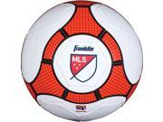 Franklin Sports MLS Pro Trainer Red Soccer Ball - Size 4 9SIA3G658W5517