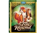 The Fox & the Hound/The Fox & the Hound 2 2 Movie Collection Blu-Ray Combo 9SIA0ZX58R4052