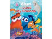 Disney Pixar Finding Dory: I Love My Friends Board Book 9SIA3G65B72941