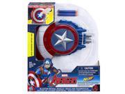 Marvel Avengers Hero Play - Captain America Blaster Reveal Shield 9SIAD186R25657