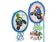 Mario Kart Wii Mario and Luigi Party Pinata Kit 9SIA3G65DY3832