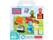 Mega Bloks MINI BASIC BUILDING DWR74