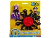 Fisher-Price Imaginext Teen Titans Go! Magic Attack Raven Figure 9SIACYW6WZ5076