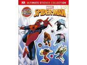 Marvel Spider-Man Ultimate Sticker Collection Book 9SIA3G669N6493