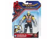 Marvel Spider-Man: Homecoming 6-inch Action Figure - Marvel's Shocker 9SIA3G66KP2306