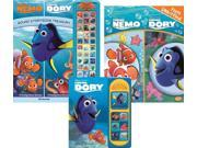 Disney Pixar Finding Dory and Finding Nemo First Look and Find Sound Books 9SIA3G66KP3861