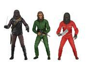 NECA Planet of the Apes 7 inch Scale Action Figure Classic Series 3 Box Set 9SIA3G66MM7062