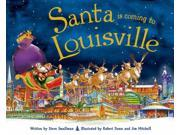 Santa is Coming to Louisville Book