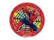Marvel Ultimate Spider-Man Light Up Ball - 4 inch 9SIA3G66MZ3590