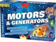 Thames & Kosmos Motors and Generators Science Kit 9SIA9PK4G59216