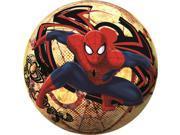 Ultimate Spiderman Licensed Vinyl Playball - 10 inch 9SIA3G66TC4074
