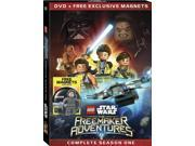 LEGO Star Wars: The Freemaker Adventures Complete Season One 2 Disc DVD with 9SIAA765857752