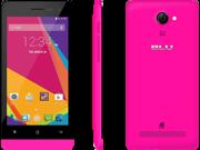 """BLU Studio Mini 4.5 LTE X100q Grey Unlocked 4G 4.5"""" Phone Android 5MP WiFi"""