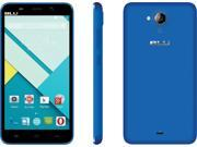 BLU Studio 5.5C Unlocked GSM Dual-SIM Smartphone - Blue D690u