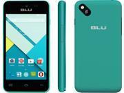 BLU Advance 4.0 L Unlocked Smartphone - Global GSM - Blue A010L