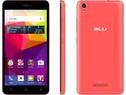 "BLU Studio M HD - 5.0"" Smartphone - GSM Unlocked - Pink S110u"