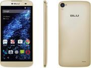 Blu Dash X Plus D950U 8GB 3G Unlocked GSM Dual SIM Quad Core Android Phone 5.5 1GB RAM Gold