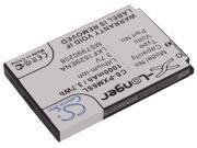 1000mAh Battery For  Samsung Nexus 50, Nexus 50 YP-X5ZX, Nexus 25