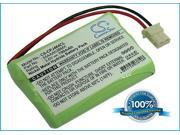 700mAh Battery For DUALPHONE RTX3045 VOIP-Skype