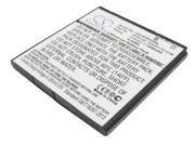 vintrons Replacement Battery For HTC Sensation XL, Titan, Titan II, X310E, X315