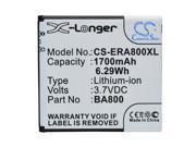 VinTrons Replacement Battery 1700mAh / 6.29Wh For SONY ERICSSON Arc HD, Tsubasa, Tsubasa Xin, Xperia Arc S, Xperia AX, Xperia S